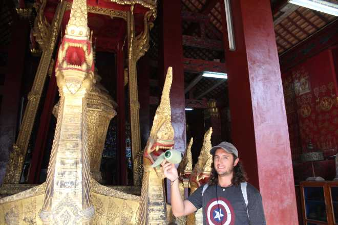 Luang Prabang, Old Town 1 - 29