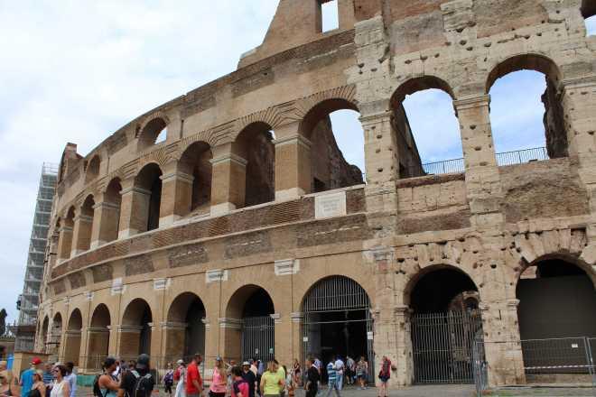 Rome, Colosseum - 3