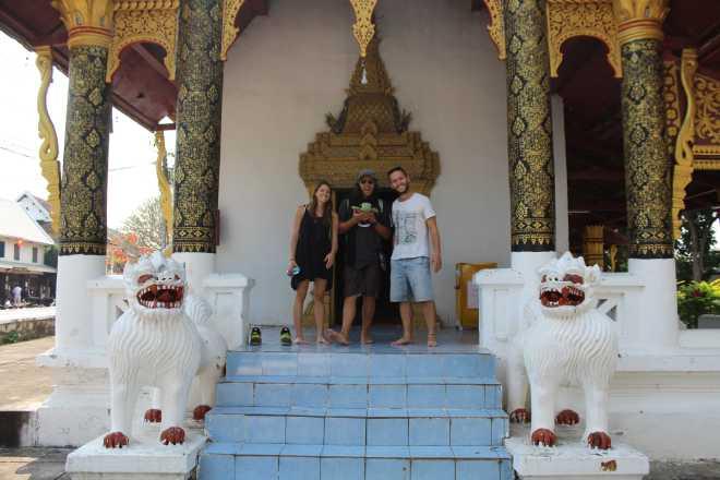 Luang Prabang, Old Town 1 - 35