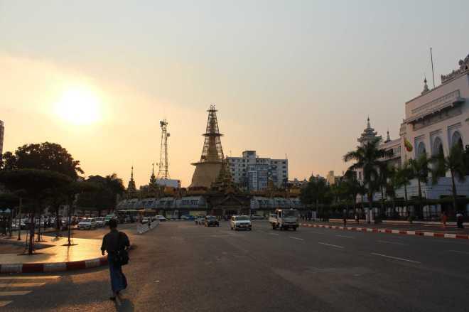 Yangon, Downtown - 3