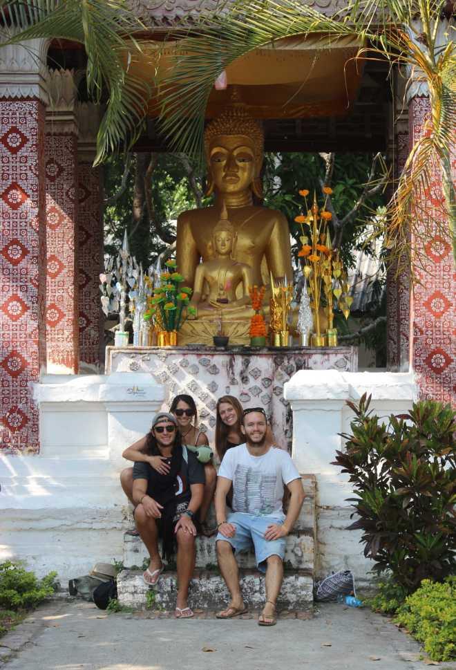 Luang Prabang, Old Town 1 - 38