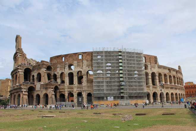 Rome, Colosseum - 4
