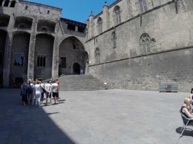Barcelona, Part 1 - 4