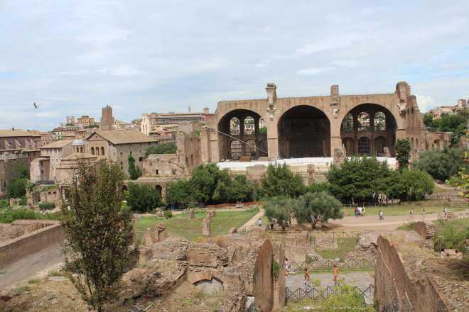 Rome, Roman Forum - 4