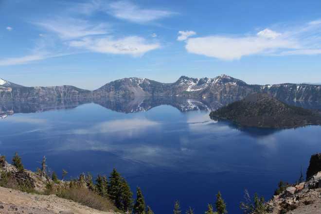 Crater Lake - 4