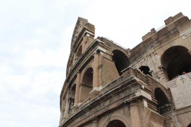 Rome, Colosseum - 5