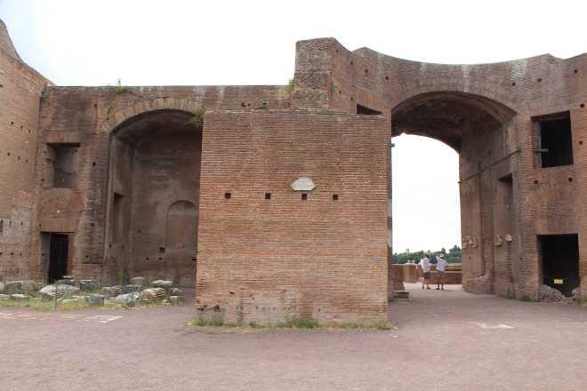 Rome, Palatine Hill - 5