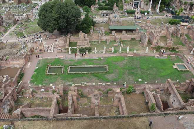 Rome, Roman Forum - 5