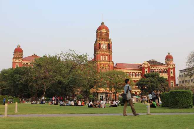 Yangon, Downtown - 5