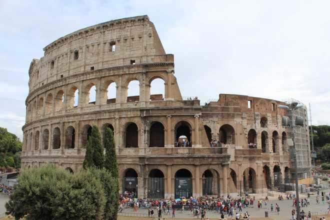 Rome, Colosseum - 6