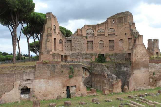 Rome, Palatine Hill - 6