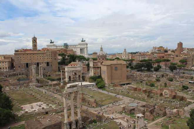Rome, Roman Forum - 6
