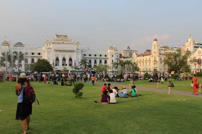 Yangon, Downtown - 6
