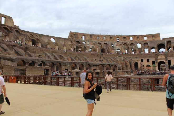 Rome, Colosseum - 7