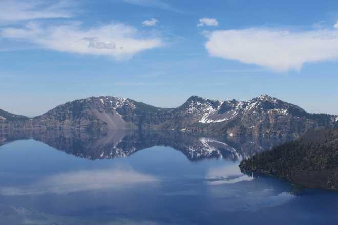 Crater Lake - 7
