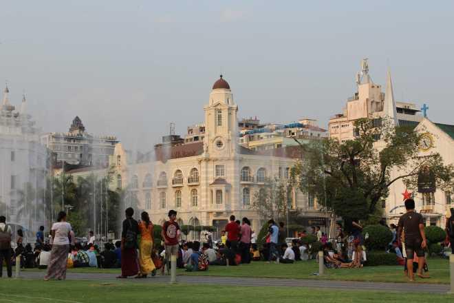 Yangon, Downtown - 7