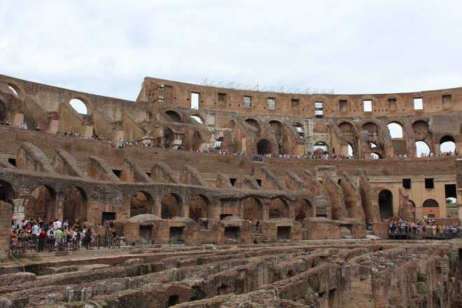 Rome, Colosseum - 8