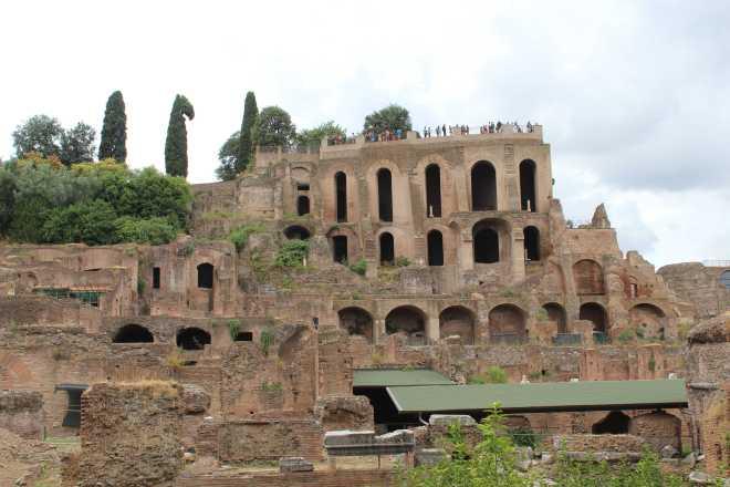 Rome, Roman Forum - 8