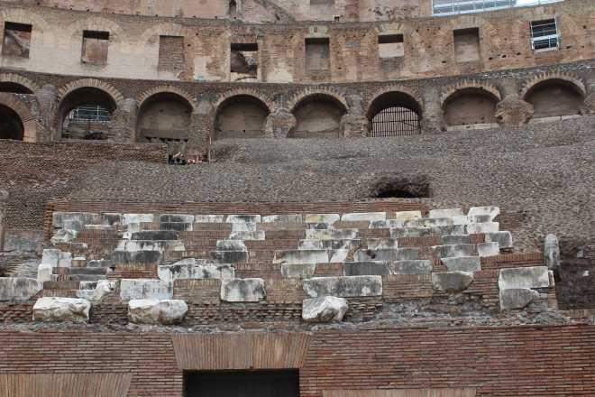 Rome, Colosseum - 9