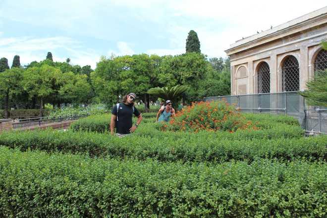 Rome, Palatine Hill - 9