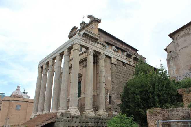 Rome, Roman Forum - 9