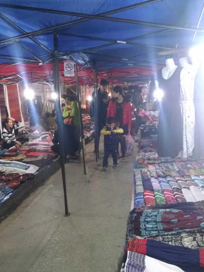 Luang Prabang, Old Town 1 - 9