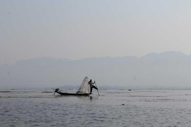 Nyaungshwe, Boat Trip - 10