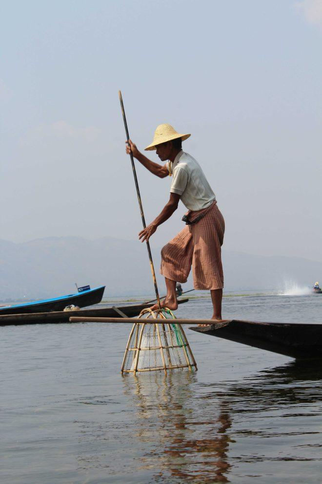 Nyaungshwe, Boat Trip - 13