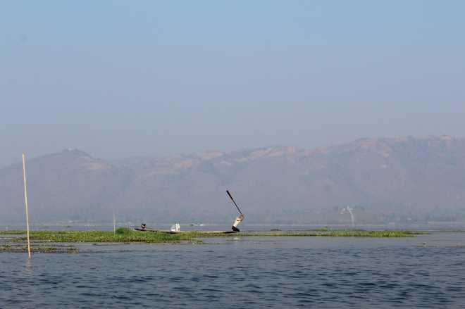 Nyaungshwe, Boat Trip - 15