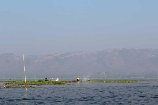 Nyaungshwe, Boat Trip - 16