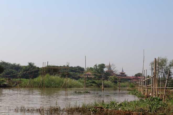 Nyaungshwe, Boat Trip - 18