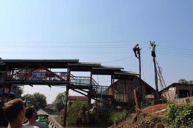 Nyaungshwe, Boat Trip - 21