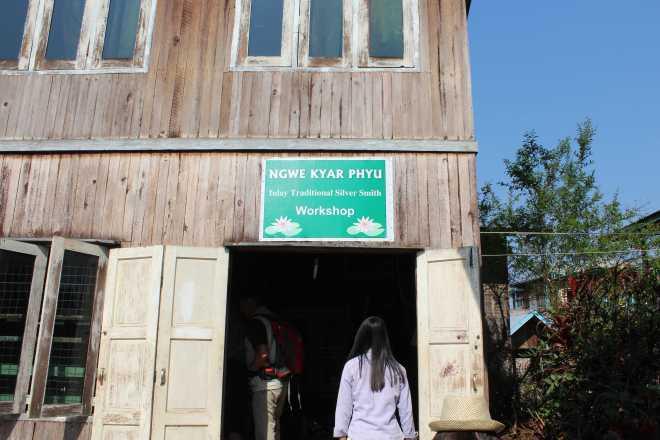 Nyaungshwe, Boat Trip - 22