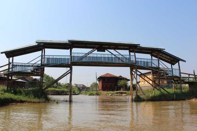 Nyaungshwe, Boat Trip - 25