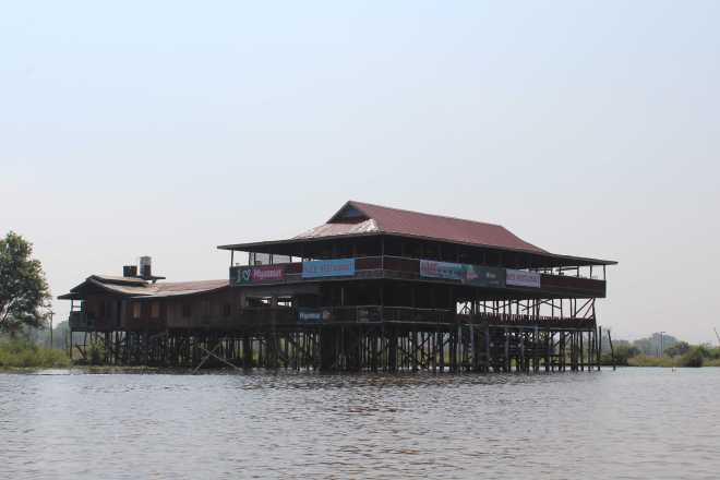 Nyaungshwe, Boat Trip - 31