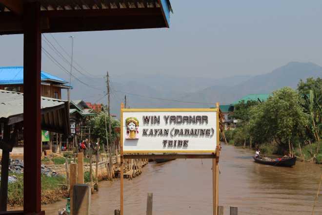 Nyaungshwe, Boat Trip - 37
