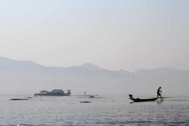 Nyaungshwe, Boat Trip - 5
