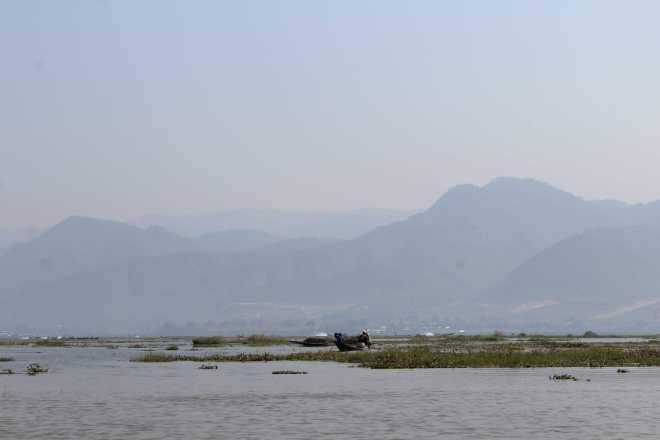 Nyaungshwe, Boat Trip - 6