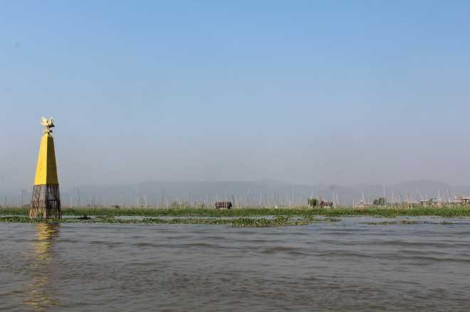 Nyaungshwe, Boat Trip - 7
