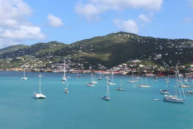 Caribbean Cruise, St. Thomas - 1