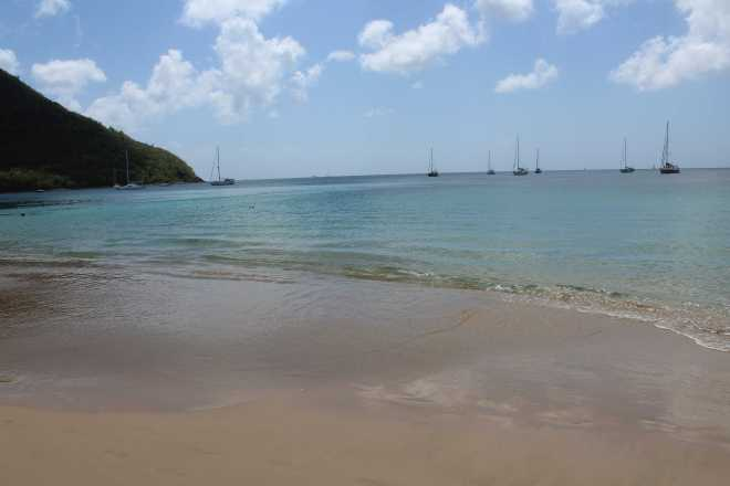 Caribbean Cruise, St. Lucia - 1