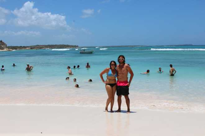 Caribbean Cruise, Antigua - 1