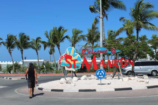 Caribbean Cruise, St. Maarten - 1