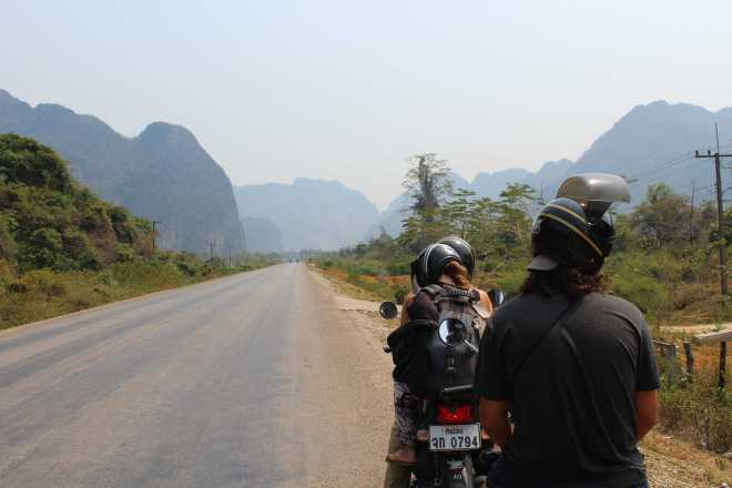 Thakhek Loop, Day 1 - 12