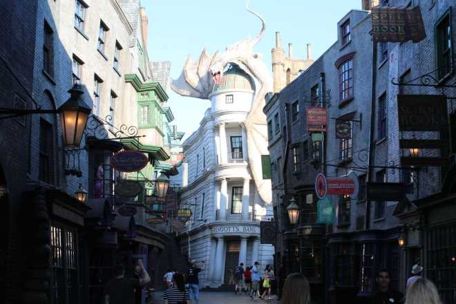 Harry Potter World - 14