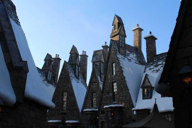 Harry Potter World - 1