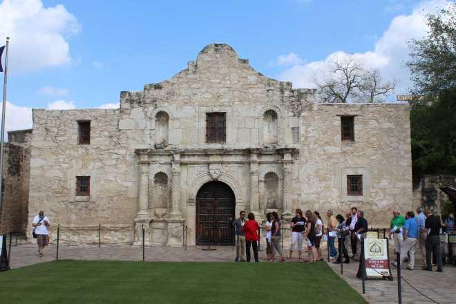 The Alamo - 1