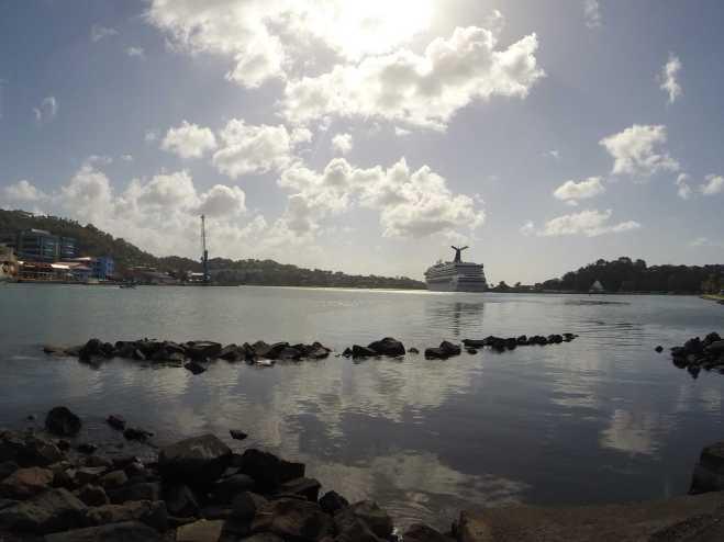 Caribbean Cruise, St. Lucia - 3
