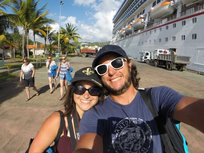 Caribbean Cruise, St. Lucia - 5