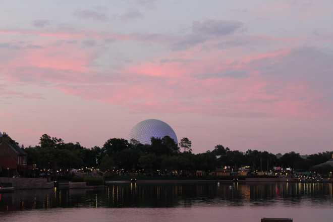 Disney, Epcot - 7